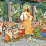 Jesus in Disneyland, the Church of Body Modifications, and Postmodern Religion in America
