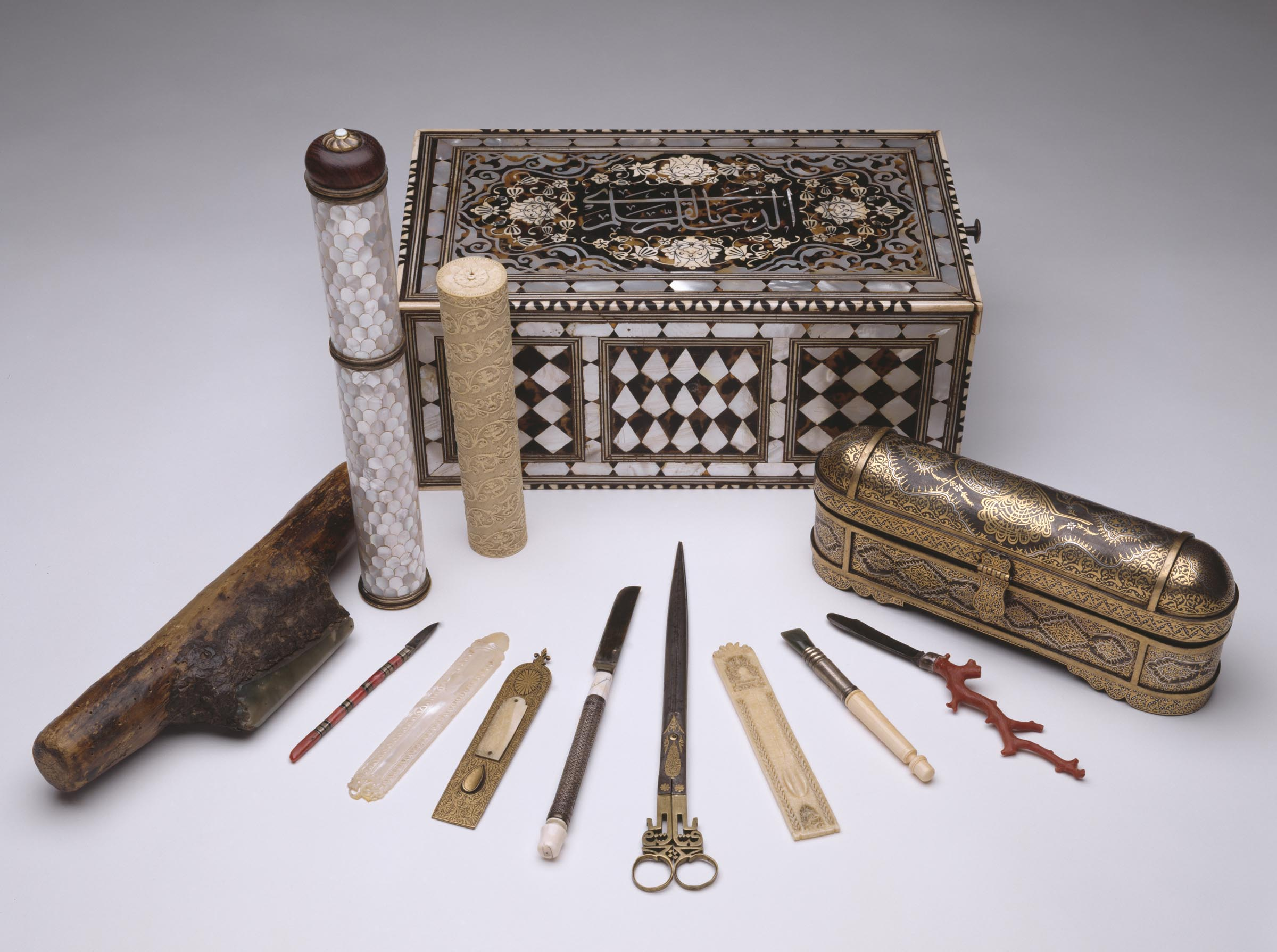 Beautiful Old Calligraphy Set I Hope This Isn 39 T A Repost