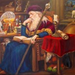 Alchemical Traces in Harry Potter, Part I