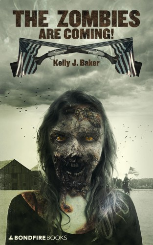 Kelly Baker Zombies are coming
