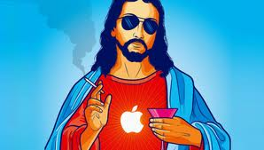 Apple as a religion steve jobs and jesus