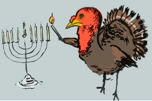 Religion, Lately- Doctor Who, Zombies Created by Jesus, and Thanksgivukkah!