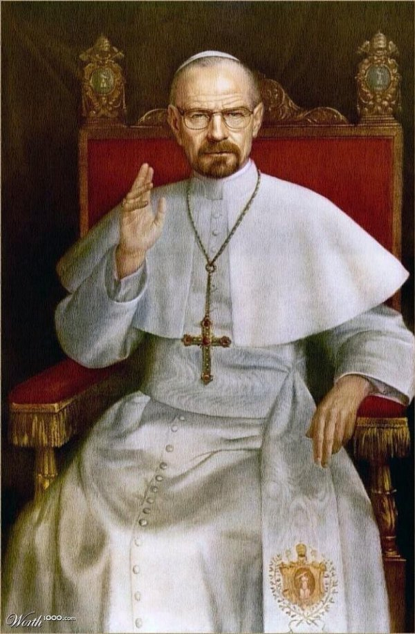 Even Heisenberg Prays: The Power of Answered Prayer