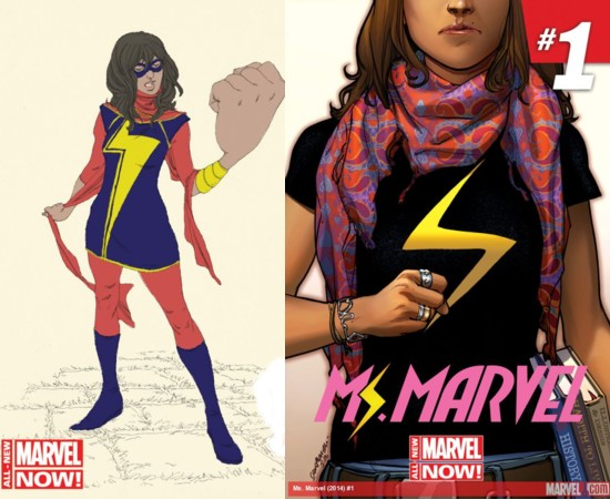 Religion, Lately: Kamala Khan, Biker Churches, and Discussing Religion on Facebook