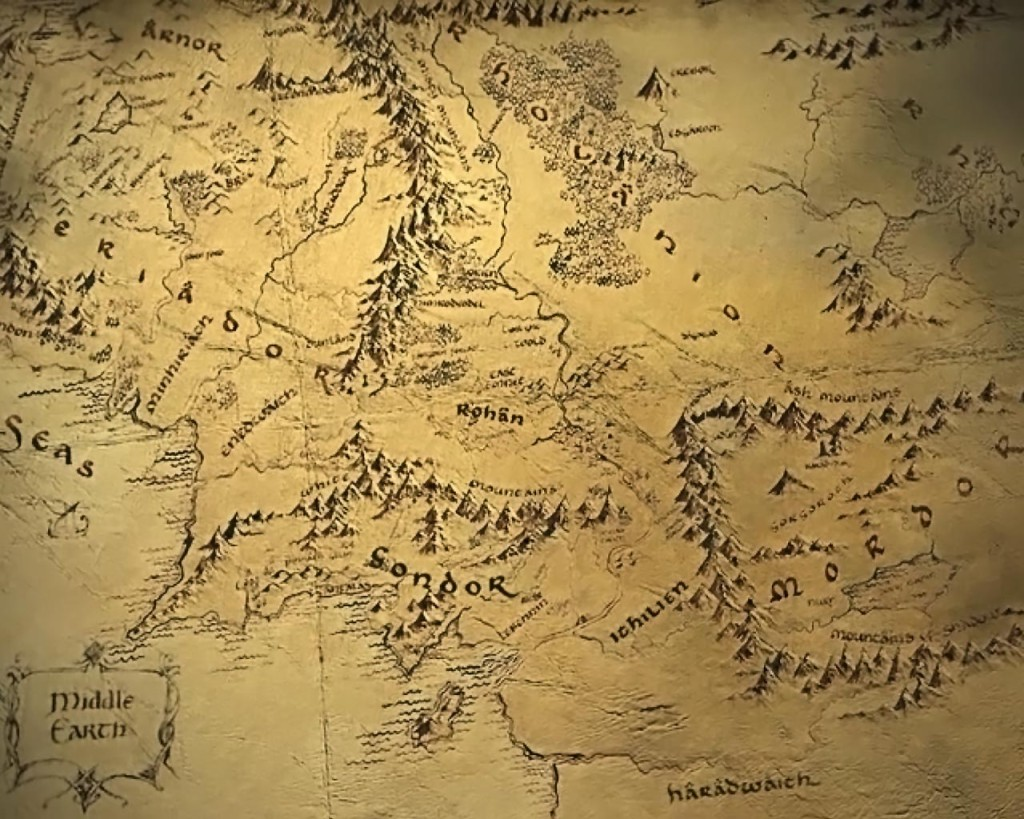 """The Secret"" of Middle Earth?"