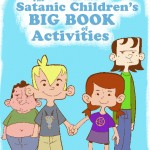 Religion, Lately: Satan's Coloring Book, Black Jesus, Offensive Ads, and Climate Change